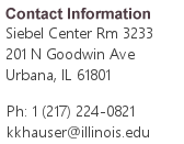 Contact Information: TBD